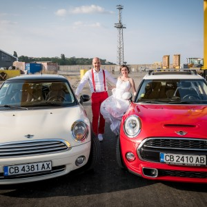 The MINI Wedding