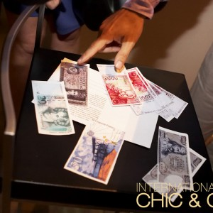 Chic & Cozy: Money Never Sleeps